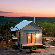 Thoughtful Site Plan - Open Dogtrot Homes - Southern Living