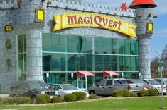 MagiQuest - This attraction in Pigeon Forge is a great place to bring the kids for a day full of fun!