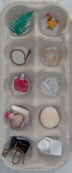 Holy Week, Egg Hunt, Easter Crafts, Sunday School, Handicraft, Catholic, Kindergarten, Projects To Try, Kigo