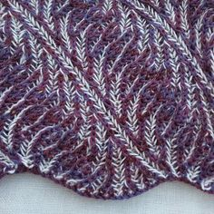 Ravelry: Fancy Brioche Weekend (Workshop) pattern by Susan Ashcroft