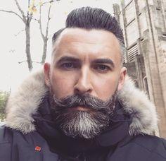 beards carefully curated — Tom