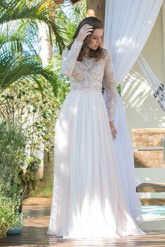 Vestido noiva fluido (3)