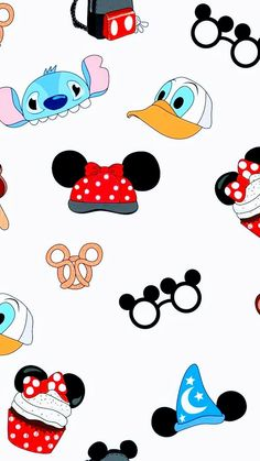 Mickey Mouse Wallpaper Iphone, Cartoon Wallpaper Iphone, Iphone Background Wallpaper, Cute Disney Wallpaper, Cute Cartoon Wallpapers, Wallpaper Wallpapers, Disney Doodles, Mickey Mouse Kunst, Minnie Mouse