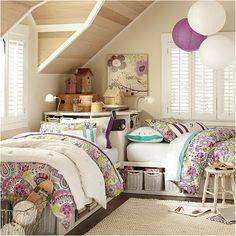165 Best Girls Bedrooms Images On Pinterest Teen Bedroom Baby