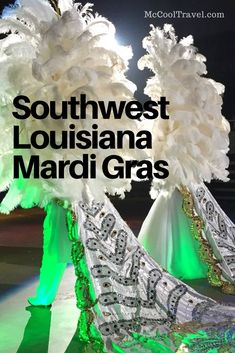 Louisiana US Travel | Mardi Gras | Southwest Louisiana Mardi Gras celebrations span several days of themed parades and family-friendly events that make the Lake Charles area a fabulous place to celebrate Carnival. #travel #LakeCharles #Louisiana #MardiGras