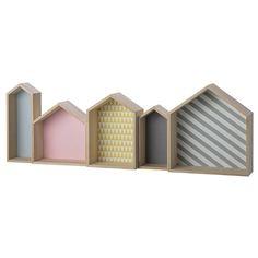 Mobiliario - Cajas infantiles, House