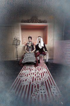 Alice in Wonderland by Rebeca Saray