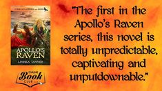 Apollo's Raven by Linnea Tanner - View book on Bookshelves at Online Book Club - Bookshelves is an awesome, free web app that lets you easily save and share lists of books and see what books are trending. Online Book Club, Books Online, What Book, Historical Fiction, Apollo, Raven, Novels, Shelves, Facebook