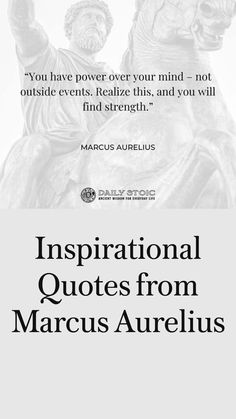 Infp Quotes, Psychology Quotes, Inspiring Quotes About Life, Inspirational Quotes, Marcus Aurelius Meditations, Marcus Aurelius Quotes, Stoicism Quotes, Daily Wisdom, Infj Infp