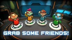 Catastronauts is a hectic player local multiplayer party game set in space, created by a small UK indie studio. Party Games, Xbox One, Indie, Space, Studio, Floor Space, Study, Indie Music, Spaces