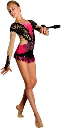 SOPHIE | Rhythmic Gymnastics Leaotards: Pastorelli Collection 2014/2015 | Pastorelli Sport Rhythmic Gymnastics Store