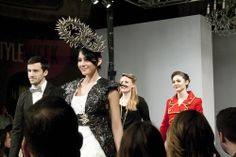Fire, water, earth and air served as the inspiration for this year's student design competition called SEED at StyleWeek Northeast.