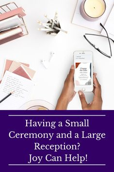Does the thought of drafting separate guest lists for your ceremony and reception fill you with dread? Thankfully, you can organize your multiple events by creating a wedding website with Joy. This will simplify your planning and limit the chances of causing drama that could result in hurt feelings. Head to our blog to discover how Joy works its magic. #weddingplanning #weddingadvice #withjoy Wedding Invitations Online, Beautiful Wedding Invitations, Digital Invitations, Wedding Advice, Plan Your Wedding, Wedding Ideas, Wedding Inspiration, Wedding Ceremony, Reception