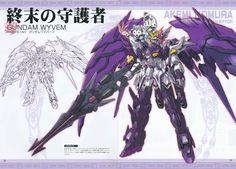 Gundam Wing X Madoka Magica - Gundam Kits Collection News and Reviews
