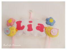 Lia's ornament door