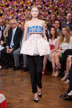 Dior Haute Couture   christian dior haute couture fall 2012