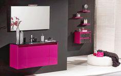 Móveis e estilos de casa de banho moderna