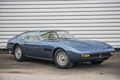 1969 Maserati Ghibli | Classic Driver Market