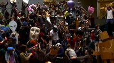Harlem Shake... Personified! Can you find Personify's Nick Timmons?