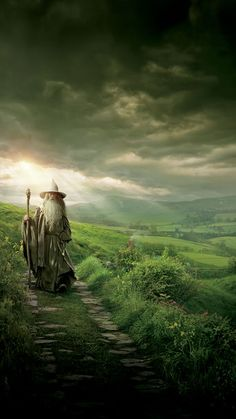 """Wallpaper for """"The Hobbit: An Unexpected Journey"""" (2012)"""
