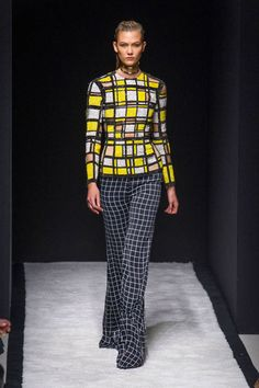 Balmain Spring 2015. See the best looks from Paris Fashion Week here: