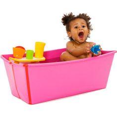 Prince Lionheart - Flexi Bath Tub, Pink