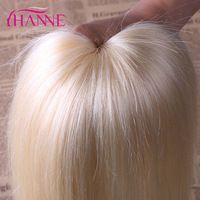 4 bundles 613 straight blonde virgin hair extensions 6A blonde brazilian hair weaves remy hair extensions HANNE 613hair products