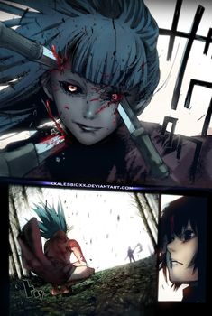 Tokyo Ghoul:RE Ch 80 by XxAlessioxX