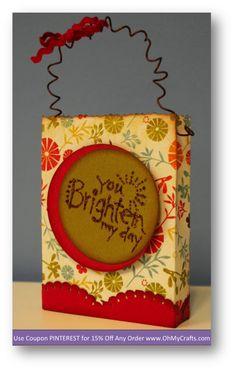 You Brighten My Day Gift Bag <3
