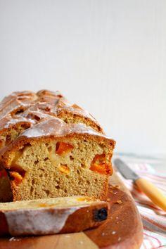 Abrikozencake - Een lepeltje lekkers