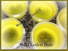 Beautiful Lotion Bar