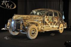 1939 Pontiac Plexiglas Show Car - an amazing showcar to demonstrate quality and technics