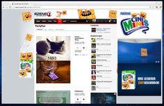 Cini Minis - Sitebranding auf Szene1.at Cini Minis