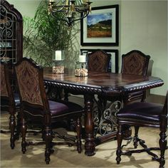 Shop A.R.T. Furniture - Valencia - Dining Table by A.R.T. Furniture  at Furniture Sale Prices from our Dining Tables Department or compare by SKU 209226-2304XX-KIT online at OneWay Furniture. 2050