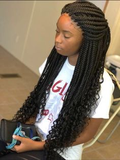 hairstyles cornrows hairstyles black woman locs hairstyles quiff hairstyles hairstyles different hairstyles jamaica hairstyles for boys hairstyles with bangs Braided Cornrow Hairstyles, Braided Hairstyles For Black Women, African Braids Hairstyles, Girl Hairstyles, Cornrows, Braided Locs, Hairstyles Games, African Braids Styles, African American Braids