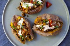 Baked Sweet Potato Recipe!