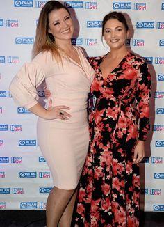 Maria O\'Brien and Yvonne Tyndall. Celebrity Gossip, Irish, Bodycon Dress, Female, Celebrities, Lady, Beauty, Dresses, Fashion