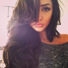 Hair On Pinterest Long Black Hair Black Hair And Big Hair