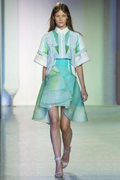 Sfilata Peter Pilotto Londra - Collezioni Primavera Estate 2014 - Vogue