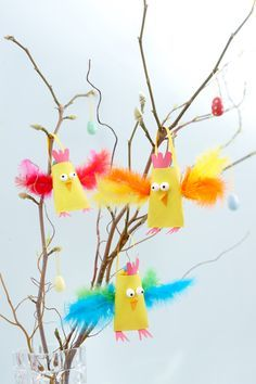 Easter ideas for classroom gifts easter ideas.Easter ideas for classroom gifts easter ideas for kids, easter ideas decoration, easter ideas food, easter ideas felt, easter ideas for Halloween Classroom Decorations, Diy Halloween Food, Halloween Crafts For Kids, Kids Crafts, Diy And Crafts, Craft Projects, Easter Art, Easter Ideas, Feather Crafts