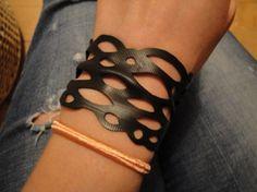 rubber cuff
