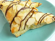 Bake at 350: Chocolate Nutella Turnovers