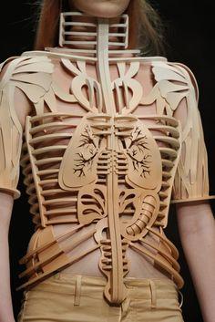 Manish Arora's Anatomy Top