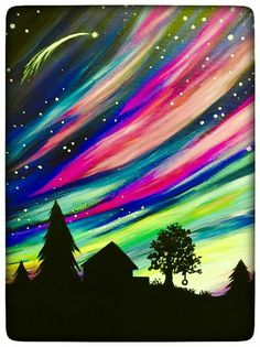40 Acrylic Painting Ideas For Beginners – Brighter Craft Need some painting inspiration? Here's a list of 40 acrylic paining ideas for beginners. Easy Canvas Painting, Acrylic Painting Tutorials, Diy Painting, Painting & Drawing, Easy Paintings, Canvas Paintings For Kids, Acrylic Painting For Kids, Simple Acrylic Paintings, Pour Painting