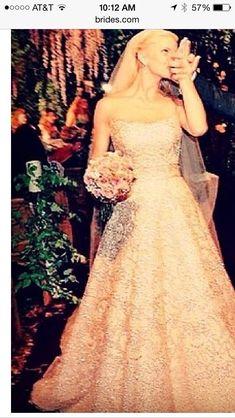 See a photo of jessica simpsons wedding dress plus more wedding jessica simpson wedding dress simple yet very beautiful httpwaistlinez junglespirit Images