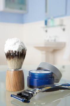 Como hacer una crema de afeitar casera 4