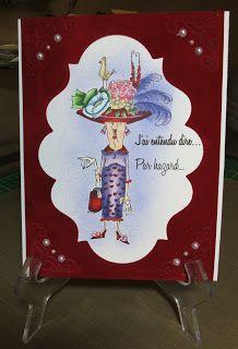 Agnes, Art Impressions Stamps