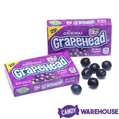 Like Lemonhead? Have you tried Grapehead Candy Mini Packs? Bulk Candy, Candy Store, Hard Candy, Purple Candy, Purple Food, Wholesale Candy, Types Of Candy, Old Fashioned Candy, Penny Candy
