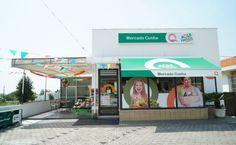 Mercado Cunha abriu recentemente em Silvalde