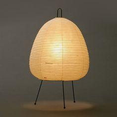 イサム・ノグチが作った光の彫刻【AKARI 1A】